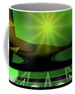 Time Barrier Coffee Mug
