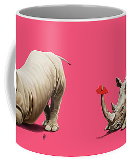 Horny Colour Coffee Mug