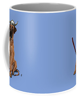 Coffee Mug featuring the digital art Great Colour by Rob Snow