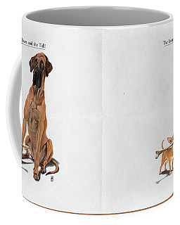 The Long And The Short And The Tall Coffee Mug