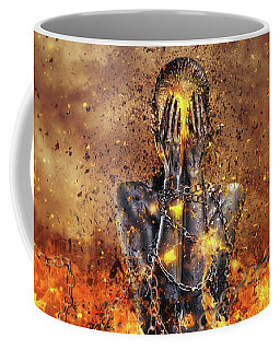 Through Ashes Rise Coffee Mug