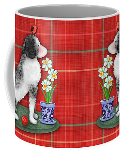 N Is For Newfoundland Dog Coffee Mug