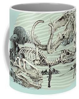 The Lost Beach Coffee Mug