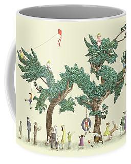 Bonsai Coffee Mugs
