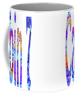 Cabin 7 Colors Coffee Mug