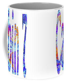 Cabin 7 Colors Coffee Mug