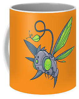 Honeybee Coffee Mugs