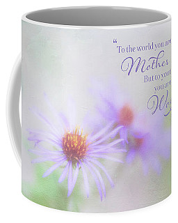 Asters For Mother's Day Coffee Mug