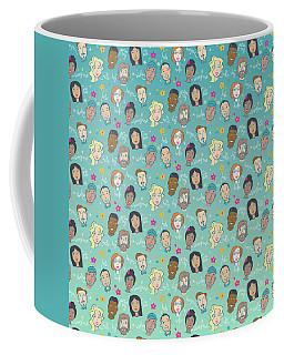 Say Hello People Coffee Mug