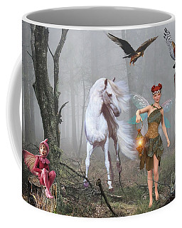 As Darkness Falls Coffee Mug