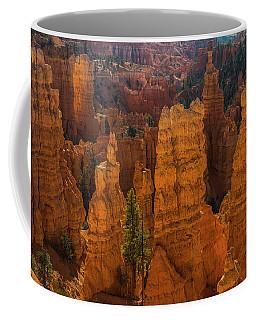 As Morning Glows Coffee Mug