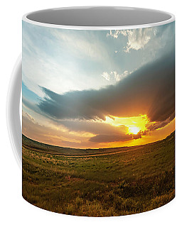 As The Sun Is Setting Coffee Mug