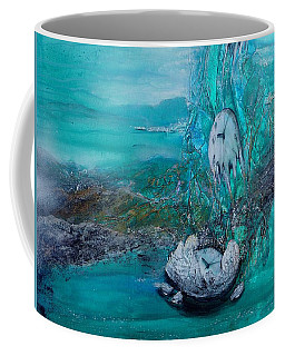 Flying Watches - As Time Goes By Coffee Mug