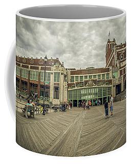 Asbury Park Convention Hall Coffee Mug