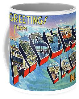 Asbury Park Greetings Coffee Mug
