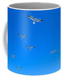 Ascending To Heaven Coffee Mug