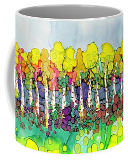 Aspen Autumn Coffee Mug