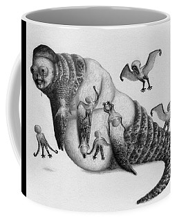 Astrid The Nightmare Nurturer - Artwork Coffee Mug