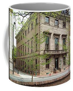 Athenaeum Exterior Coffee Mug