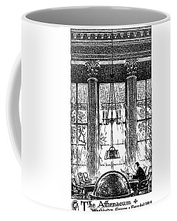 Athenaeum Reading Room Coffee Mug