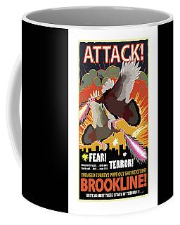Attack Coffee Mug