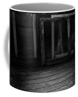 Coffee Mug featuring the photograph Attic #2 by Mark Jordan