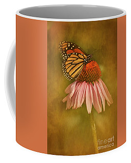 Attracted Monarch Coffee Mug
