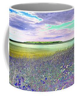 Au Train Island Greened Over Coffee Mug