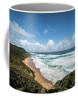 Australia Coastline Coffee Mug