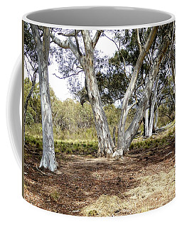 Australian Bush Scene Coffee Mug