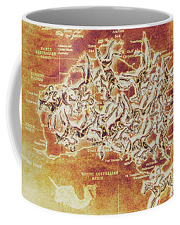 Australian Racecourse Coffee Mug