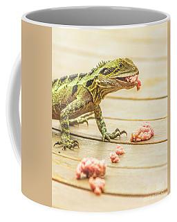 Australian Water Dragon Coffee Mug