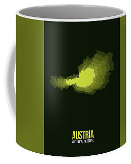 Designs Similar to Austria Radiant Map 3