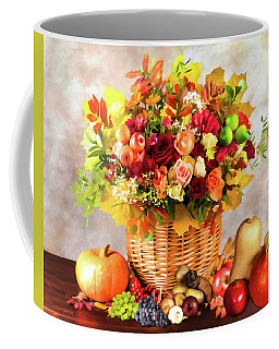 Autum Harvest Coffee Mug