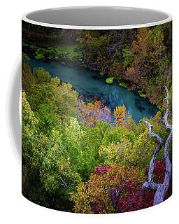 Autumn At Ha Ha Tonka State Park Coffee Mug