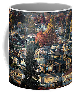 Autumn At Home Coffee Mug