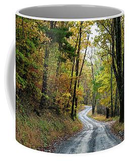 Autumn Begins  Coffee Mug