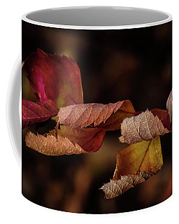 Autumn Curls Coffee Mug
