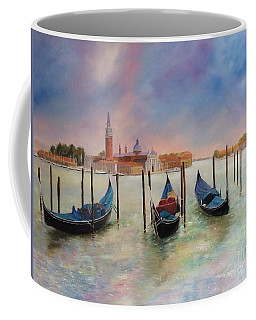 Autumn Evening On Venice Coffee Mug