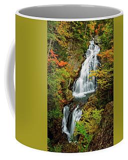 Autumn Falls, Crystal Cascade Coffee Mug