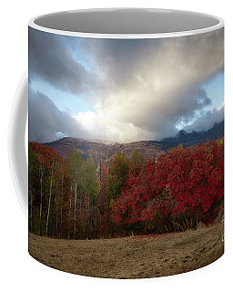 Autumn Foothills Coffee Mug