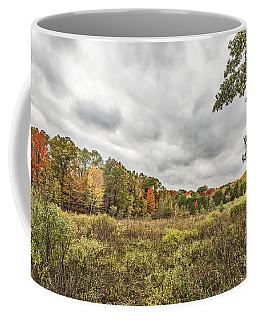Autumn Has Been Found In Michigan Coffee Mug