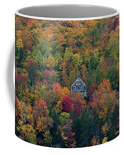 Autumn In Maine Coffee Mug