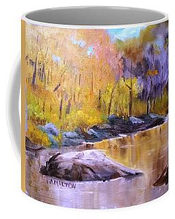 Autumn In New Hampshire Coffee Mug