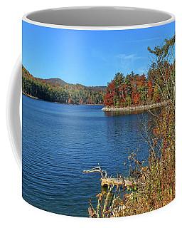 Autumn In North Carolina Coffee Mug