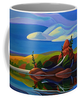 Autumn Island Coffee Mug