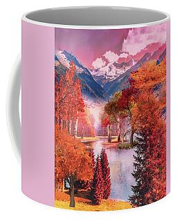 Autumn Landscape 1 Coffee Mug