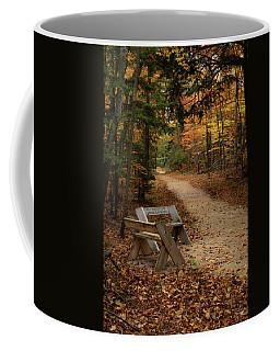 Autumn Meetup Coffee Mug