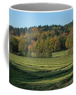 Autumn Scenery Coffee Mug