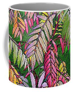 Autumn Sumac Coffee Mug